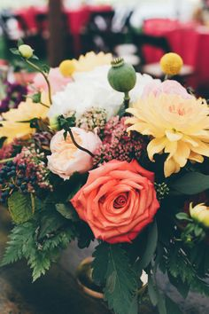 Sararose & Nick //  Wedding // September 24th 2016 Photo By Christina Cernik Photography