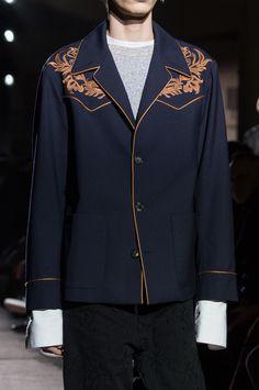 Dries Van Noten Fall 2018 Men's Fashion Show Details