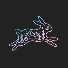 Cosmic bunny