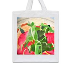 Radish Tote Bag by stefaniesharp at zippi.co.uk