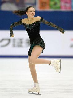 Rika Hongo || 2位となった本郷理華の女子フリーの演技 =北京(共同)