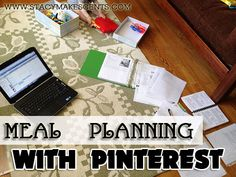 Meal Planning With Pinterest