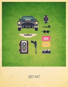 Movie Hipster Kit | MUNDOFLANEUR.COM | MUNDOFLANEUR.COM