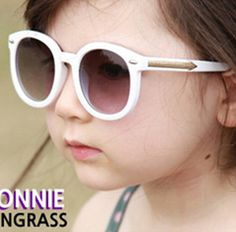 2014 Trendy Baby Boys Girls Kids Sunglasses Round Retro Children Vintage Frog Mirror Sun Glasses Oculos De Sol Gafas