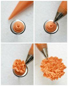 masam manis: Bunga Carnation
