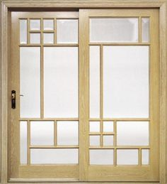 Superieur This Custom Made AG Millworks Door Adds A Nice Twist To The Backyard Sliding  French Doors