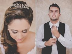Damm Fotografia: Casamento: Jheyse & Guilherme