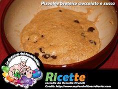 Pizookie proteico cioccolato e zucca