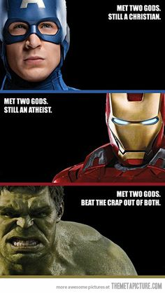 funny | funny Avengers Hulk gods - best funny pictures - The Entertainment ...