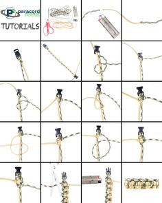 #Paracord #tutorial on the Double Tatted Bar