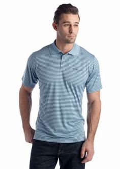 Columbia   Utilizer Stripe Polo