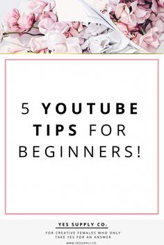 How to Start and Maintain a Successful YouTube Career. There are many possible ways to gain video views, subscribers and even friends. This article will helps entrepreneur, girlboses. Entrepreneurs, female business owners, girlboss, bossbabe of more tips, advice's, and trick.Please go and visit www.yessupply.co
