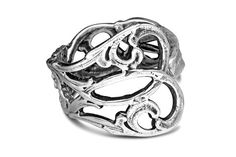 Claire Spoon Ring   Silver Spoon Jewelry