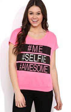 Deb Shops #me #selfie #awesome $15.67