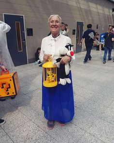 Cosplay isn't just for the young. #imgur