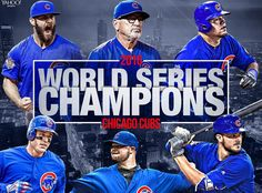 Cursed no more! The Chicago Cubs have ended 108 years of agony by defeating the Indians in Game 7 of the