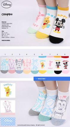 7633d3f9ea82 💕INTYPE Socks  BUY5+GIFT1  Disney Marvel Pokemon Licensed Fashion Women  Men Korean Spring Summer. Qoo10