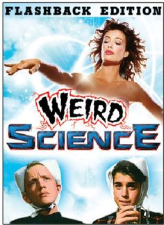 Movie Madness: Weird Science With Robert Downey, Jr.