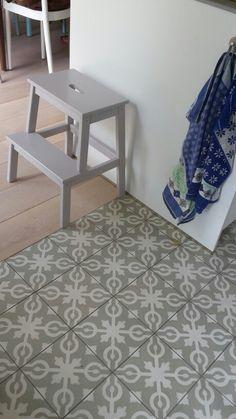 Cementtiles, Decor: VN Azule 09, 20x20 cm_available at southerntiles.de