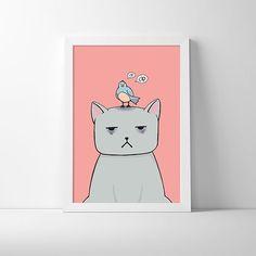 Depresif Kedi