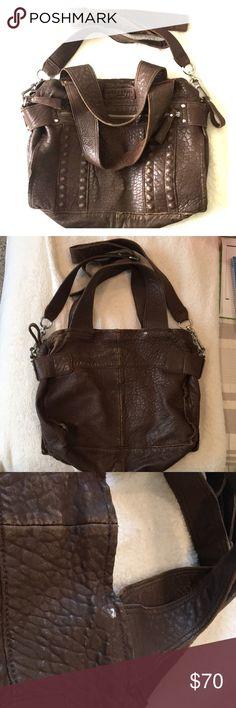 1cbeba2d6 Liebeskind Berlin bag! Cute brown Liebeskind bag, including crossbody  strap! Leather is super