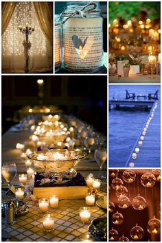 Lake Tahoe Wedding Inspiration | Charmed by Candlelight | Lake Tahoe Weddings with Tahoe Unveiled