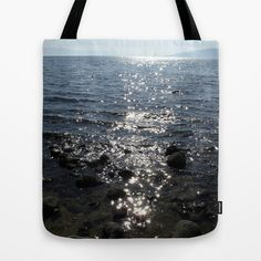Galilee Tote Bag by thewanone - $22.00 SUPPORT ME AT: thewanone.wordpress.com society6.com/thewanone 500px.com/wanny225