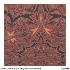Gaia's Garden 6 SDL F1 Fabric