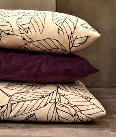 Hermosos diseños combinados con colores lisos... se ve divino!