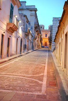 Noto, Sicilia, Italia