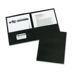 Avery Two-Pocket Folders, Black, Box of 25 (47988) Avery https://www.amazon.com/dp/B000EFJGWY/ref=cm_sw_r_pi_dp_CJUHxb238PDQX  7 each