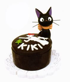 How to make the cake from Kikis Delivery Service Food