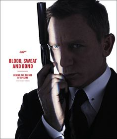 Blood, Sweat and Bond: Behind the Scenes of SPECTRE, curated by photographer Rankin, is published on October 27. The book showcases the actors, locations, stunts, film sets and special effects of SPECTRE. With contributions from unit-photographers Jonatha