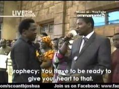 Emmanuel Tv, Prayer Line, Tb Joshua, Prayers, Bible, Youtube, Biblia, Prayer, Beans