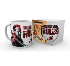 The Walking Dead Tasse Negan Rules, aus Keramik The Walking Dead, Mugs, Tableware, Material, Design, Products, Packaging, Gifts, Microwave