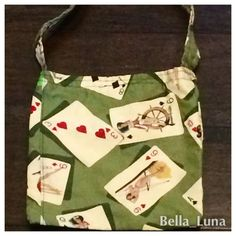 Vintage Retro Pin-up Girl Poker Purse Bag  ✨ Vintage retro pinup girl poker handbag purse. Each card has a sexy pinup girl on it.  No trades. No Paypal. This will qualify for bundle.  Bags Mini Bags