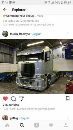 Kenworth Trucks, Cool Trucks, Rigs, Diorama, Audi, Sweet, Pictures, Big Trucks, Photos