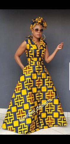 Tips on african fashion outfits 438 African Dresses For Kids, African Maxi Dresses, Latest African Fashion Dresses, African Print Fashion, African Attire, Modern African Dresses, Best African Dress Designs, Africa Fashion, Women's Fashion
