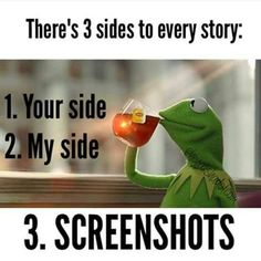 But that's none of my business though!  #Cheers  #ScreenshotsDontLie
