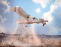 Electric airplane DARPA USA 2