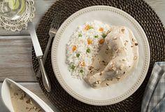 Prepara nuestra receta de pollo almendrado y un toque de Philadelphia en el desayuno, comida o cena. ¡Tus platillos de ricos a deliciosos!