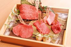 this unique Osaki Beef! Just 30 cows are available a month. #japankuru #ginza #tokyuplaza #japanesefood #ozakigyu #himuka