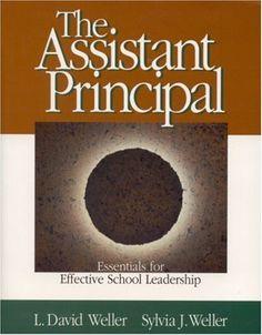 The Assistant Principal: Essentials for Effective School Leadership by L. David Weller, http://www.amazon.com/dp/0761977945/ref=cm_sw_r_pi_dp_MpVgrb1AXD63S