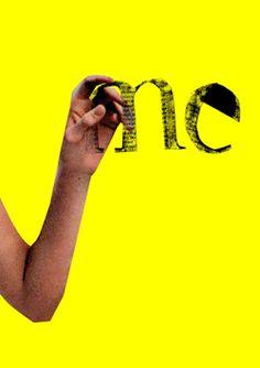 #collage #tpyo #graphic #design #art #yellow #diy #cut #onegirlshow #oneposteraday #arm #hand #body