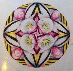 May's Handige Handen: Lessen in Mandala tekenen
