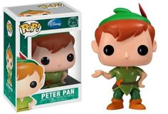 Funko POP Disney Series 3: Peter Pan Vinyl Figure http://popvinyl.net #funko…