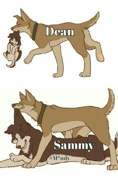 Dean & Sammy