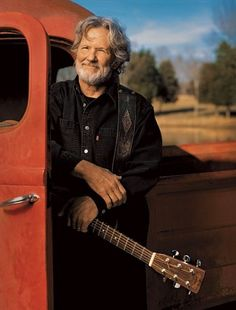 Kris Kristofferson: I would still tap that even though he's old enough to be my grandad.