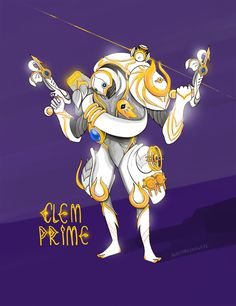 O lord, a Clem prime would be......interesting....