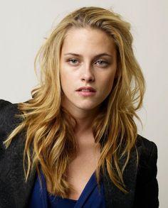 kristen stewart | Kristen Stewart as a Blonde